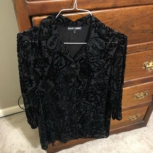Women's Black Market long blouse